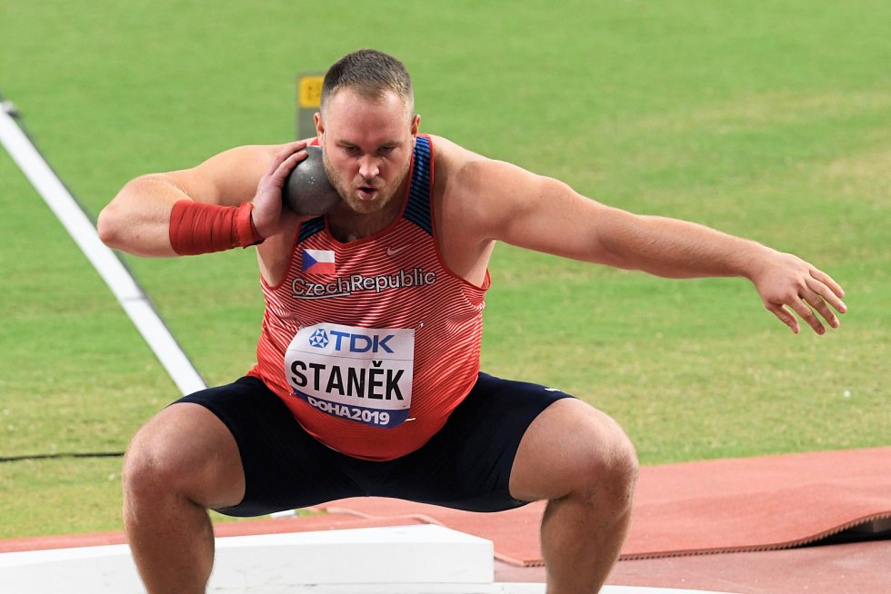Koulař Tomáš Staněk