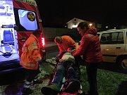 Slánský radní zachránil muži život, ostatní kolemjdoucí nechali zraněného bez pomoci.