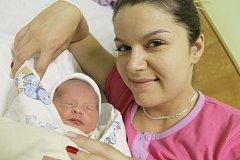 Svatopluk Putiš, Jedomělice. Narodil se 7. července 2013. Váha 2,44 kg, míra 45 cm. Rodiče jsou Veronika Urbanová a Jakub Putiš (porodnice Slaný).