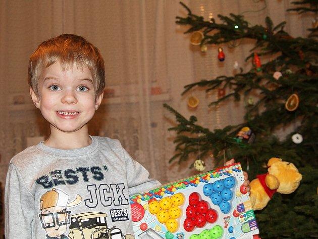 Vánoce patří zejména dětem