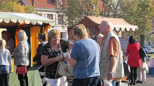 Havelské trhy s vůní štrúdlů.