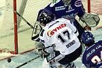 Hokejová extraliga: Liberec - Kladno 2:1, Derner najíždí na Cikánka