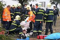 Mezi nebezpečné úseky patří například silnice mezi obcí Pchery a Kladnem–Švermovem. V říjnu se zde stala tragická nehoda, při níž nákladní automobil narazil do protijedoucího peugeotu.
