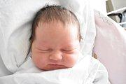 SOFIE KOLAŘÍKOVÁ, LIBUŠÍN DŮL. Narodila se 7. dubna 2018. Po porodu vážila 3,57 kg a měřila 48 cm. Rodiče jsou Monika Bartková a Filip Kovařík.