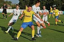 Sokol Hostouň - FC Písek fotbal 0:0 (0:0), ČFL sk.A, 12. 9. 2021