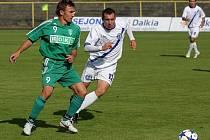 Michal zachariáš po letech strádání zase září. V Karviné zápas rozhodl za osmnáct minut.