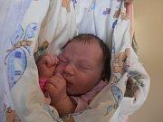 LAURA MUSILOVÁ, SKUPICE. Narodila se 2. dubna 2017. Váha 3 Kg, míra 47 cm. Rodiče jsou Pavlína Štísová a Vlastimil Musil (porodnice Slaný).