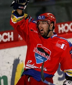 Milan Gulaš v dresu Českých Budějovic.
