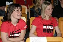 Filmový festival Klapka 2011.
