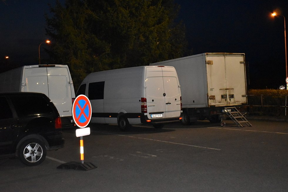 V Kladně se ve středu a ve čtvrtek natáčely v hotelu Kladno scény do nového německého televizního seriálu.