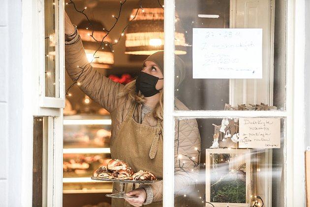 Kavárnice Pavlína Nedvědová.