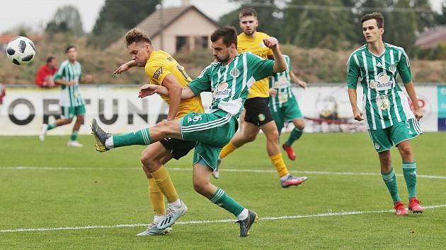 Sokol Hostouň - Baník Sokolov 1:0 / ČFL / 23. 9. 2020