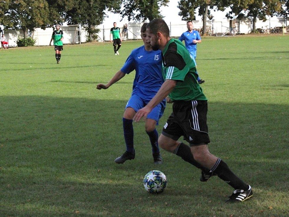 Fotbalový detektiv zavítal na hřiště SK Vinařice.