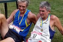 Osmý ročník Kladenského maratonu.