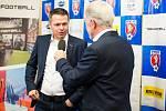 Losování Ondrášovka Cupu 2020. Libor Sionko