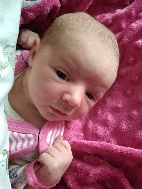 Terezka Pallová, Týček Narodila se 6. listopadu 2020. Po porodu vážila 3,41 kg a měřila 51 cm. Rodiče jsou Romana a Martin Pallovi, bratr Martínek. (porodnice Hořovice)