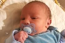 Jakub Kučera, Nová Studnice. Narodil se 23. listopadu 2020. Po porodu vážila 3,62 kg a měřila 49 cm. Rodiče jsou Dominika Hlaváčová a Martin Kučera. (porodnice Kladno)