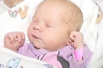 Julie Čakijová, Lidice. Narodila se 21. srpna 2013. Váha 3,54 kg, míra 50 cm. Rodiče jsou Ivana Pokorná a Patrik Čakij (porodnice Slaný).