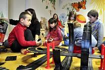 Populární hračka přivedla do Labyrintu kluky i holky.