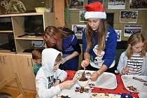Vánoce na Čabárně si užili malí i velcí.