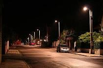 Úsporné osvětlení je už nyní instalováno v pětině kladenských ulic. Další brzy přibudou.