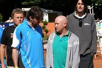 Kaprega Cup - tenisový turnaj osobností