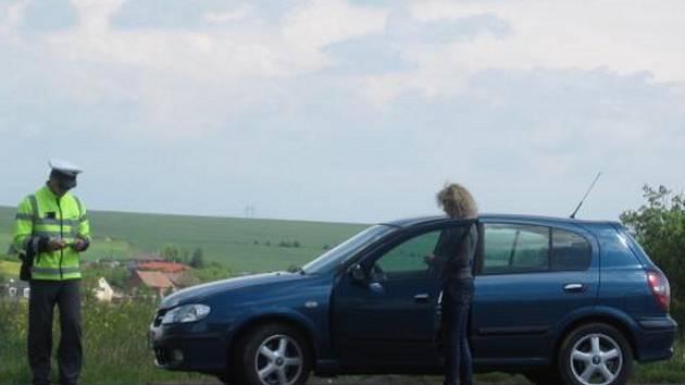 Policisté zkontrolovali 126 vozidel.