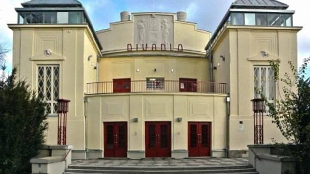 Městské divadlo Kladno - ilustrační foto