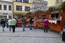 Trhy jsou na Floriánské náměstí v centru Kladna.