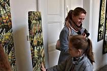 Do Prkýnka - výstava, které se můžete dotýkat a dotkne se i vás.