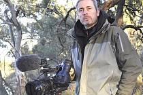 Daniel Vagenknecht ze Stehelčevsi netočí jen dokumenty, ale i hrané filmy
