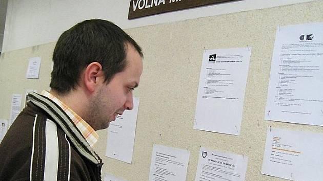 V evidenci kladenského úřadu práce bylo v červnu 6770 lidí.