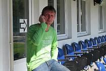 SK Kladno - Letohrad 1:1, šéftrenér mládeže Petr Brabec