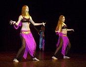 Taneční soutěž ve Slaném.