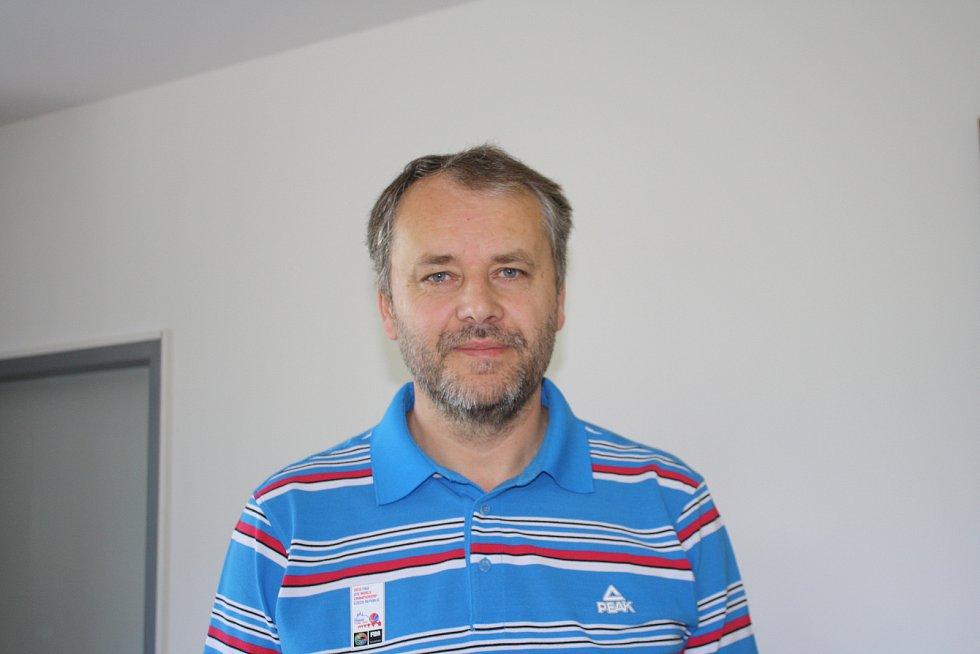 Stanislav Křiváček.