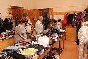 Jarní bazar na pomoc zvířatům v Sokolovně v Sušici