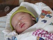 Samuel Míl ze Strážovic (3250 g, 49 cm) se narodil v klatovské porodnici 15. dubna v 5.08 hodin. Rodiče Jana a Stanislav věděli, že jejich prvorozené dítě bude syn.
