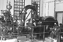Strojovna elektrárny Černé jezero