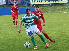 Fotbal, divize sk. A: Klatovy - Malše Roudné
