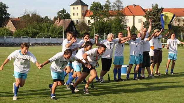 FK Horažďovice – Slavoj Mýto 3:2