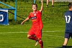 I. B třída: SK Klatovy 1898 B (červení) - Kasejovice 3:1.