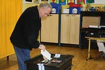 Voliči v Klatovech
