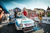 Prodloužený víkend patří Rallye Pačejov.