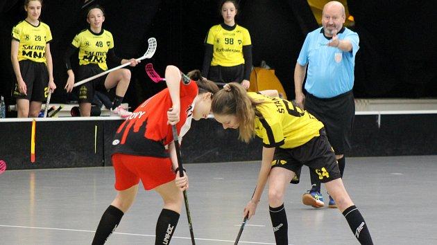 2. liga juniorek: Sport Club Klatovy - Královské Vinohrady 2:4.