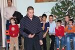 Vánoční besídka Dětského domova Kašperské Hory