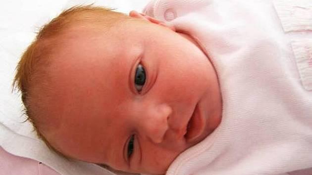Adriana Čermáková z Lub se narodila v klatovské porodnici 11. března v 1.42 hodin. Holčička vážila 3600 gramů a měřila 51 centimetrů. Rodiče Andrea a Jakub znali pohlaví miminka, u jehož porodu byl přítomen i tec, již dopředu z ultrazvuku.