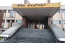 Městské kulturní středisko Klatovy.