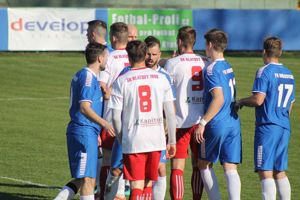 Klatovská pohádka pokračuje. Tým porazil i Hořovice a v tabulce se nachází na druhém místě.