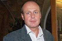 Starosta Klatov Rudolf Salvetr