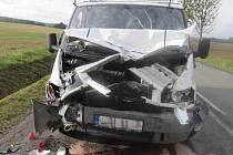Nehoda u Janovic
